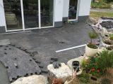 Unser Garten Die Terrasse Aus Klinker Diy Lekrativ inside sizing 1417 X 945