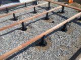 Unterkonstruktion Unebenen Stellfsse Terrasse Atemberaubend within measurements 3264 X 2448