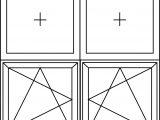Vierteiliges Fenster 2 Dk Flgel 2 Festfelder 2×2 inside proportions 1189 X 1189