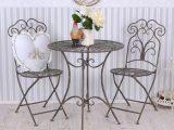 Vintage Stuhl Garten Metallstuhl Landhausstil Eisenstuhl Antik Stil inside measurements 973 X 1098