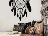 Vinyl Wall Decal Dream Catcher Dreamcatcher Amulet Bedroom Stickers for dimensions 908 X 1024