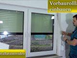 Vorbaurollladen Einbauen Rollladen Einbauen Montageanleitung with regard to proportions 1280 X 720