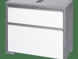 Waschbecken Unterschrank for proportions 900 X 900