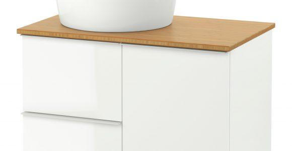 Waschbeckenunterschrank Klein Holz Offen Bambus Gebraucht Cm Breit with regard to dimensions 2000 X 2000