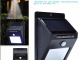 Wasserdichte Led Solar Licht Outdoor Solar Wandleuchte Lampe with regard to size 1000 X 1000