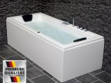 Whirlpool Badewanne Gnstig Eckwanne Rechts Links Made In Germany inside sizing 1200 X 964