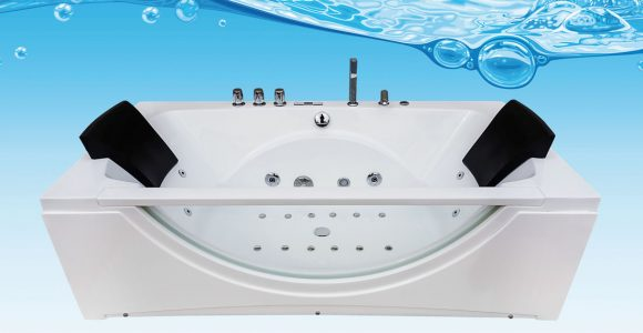 Whirlpool Pool Badewanne Eckwanne Wanne A1821 All 180x90cm throughout dimensions 1100 X 1100