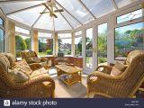 Wintergarten Mit Korbmbel Stockfoto Bild 66100576 Alamy pertaining to measurements 1300 X 960