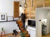 Wohnideen Fr Kleine Rume 25 Wohn Schlafzimmer throughout sizing 800 X 1200
