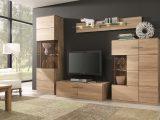 Wohnwand Eiche Massiv Modern Mit Wohnwnde Holz Und 6654 0 for size 2000 X 1328
