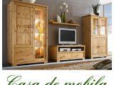 Wohnzimmermbel Wohnwand Holz Kiefer Massiv Gebeizt Gelt in sizing 1024 X 1024