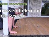 Wpc Fliesen Verlegen 13487 Wpc Terrassen Len Nur 5cm Aufbau Einfach with dimensions 1920 X 1080