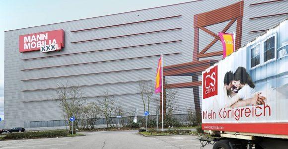 Xxxl Mbelhaus In Mannheim Verwehrte Mitarbeitern Den Weg Zum intended for proportions 2000 X 1288